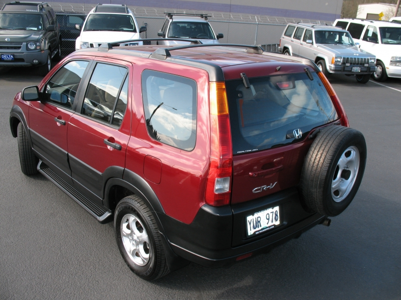 Honda CR-V 2002 price $6,995