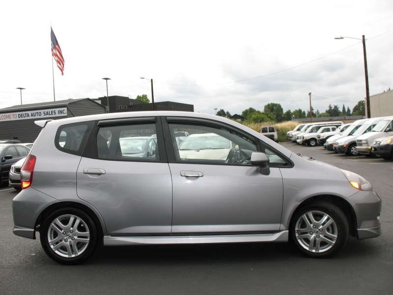 Honda Fit 2007 price $6,495