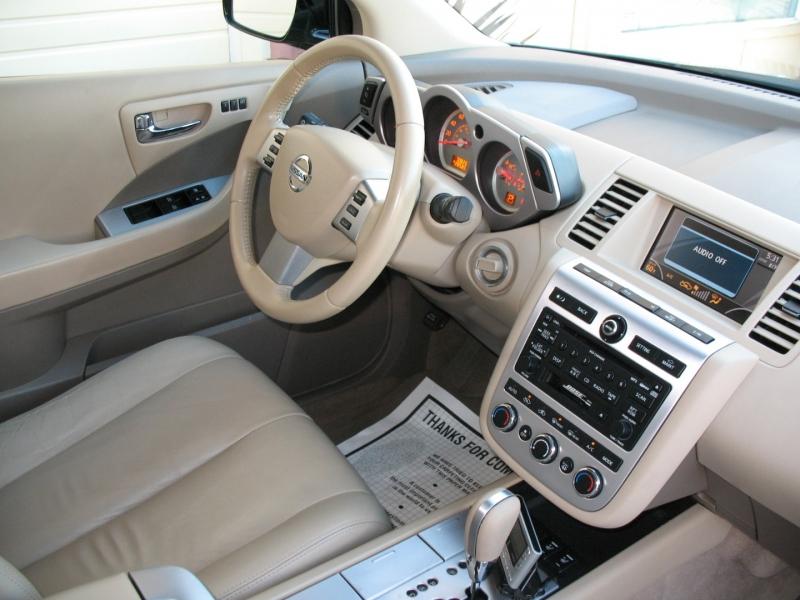 Nissan Murano 2007 price $9,995