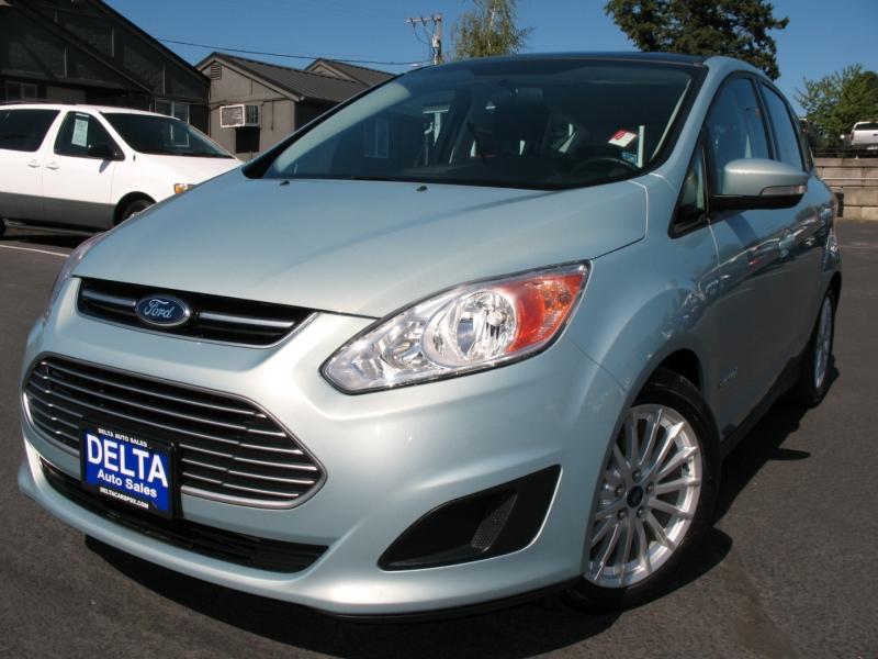 Ford C-Max Hybrid 2013 price $11,495