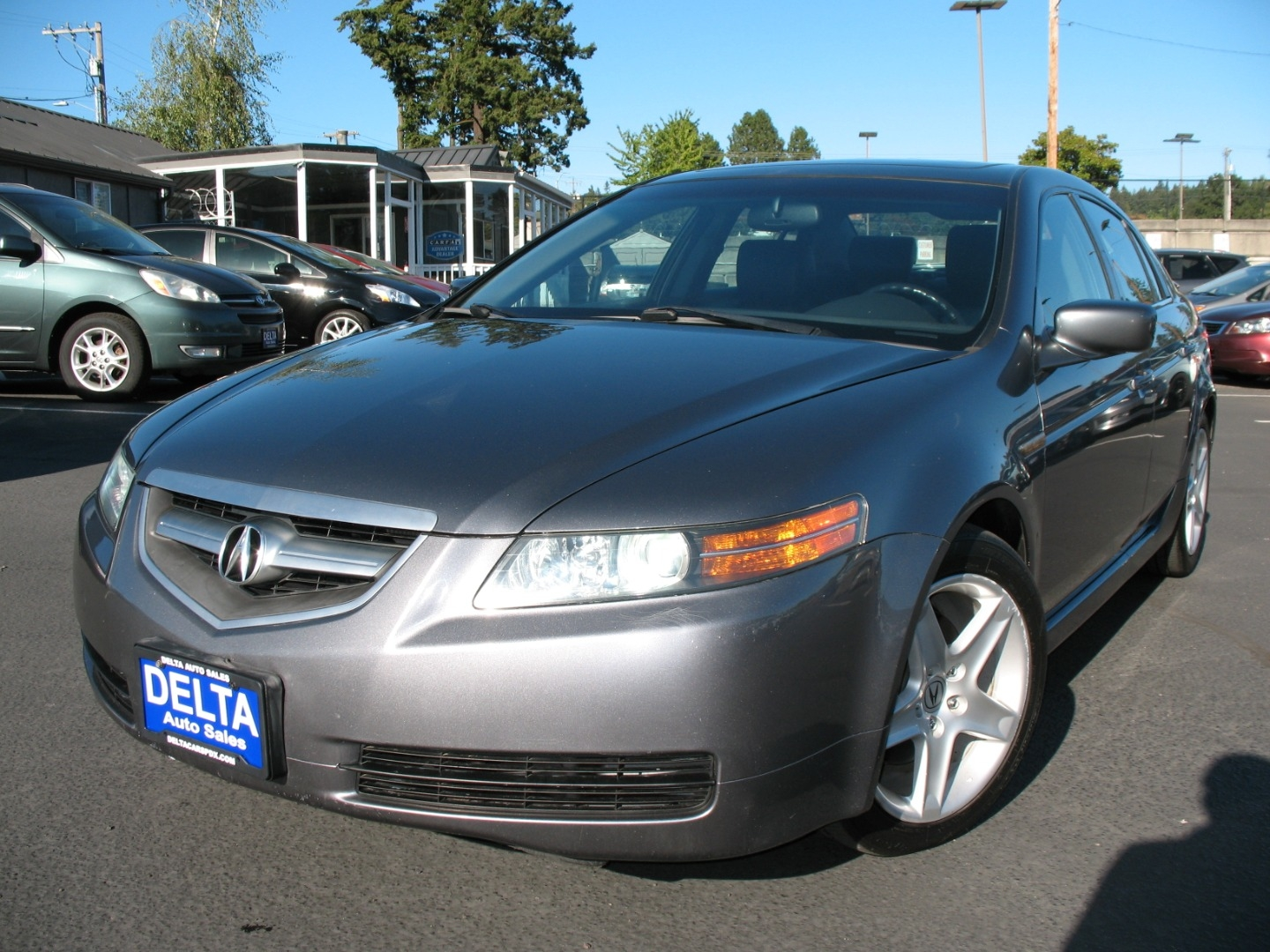 2005 Acura 3 2 Tl By Honda Navigation Resent Timing Belt Low Miles Delta Auto Sales Dealership In Milwaukie