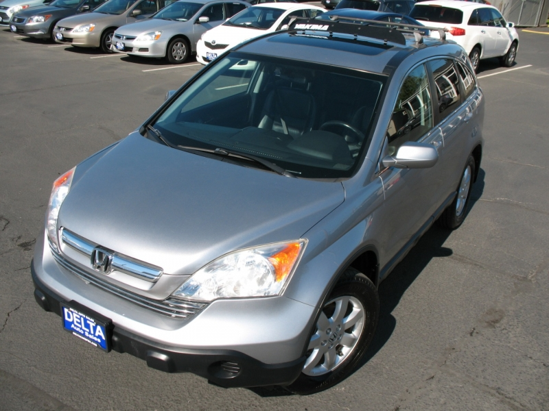 Honda CR-V 2008 price $13,995