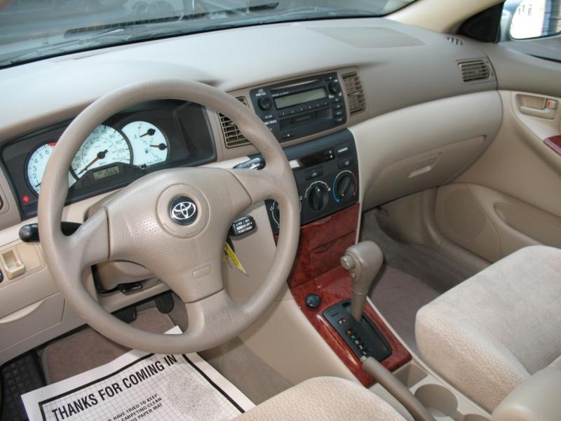 Toyota Corolla 2004 price $6,995