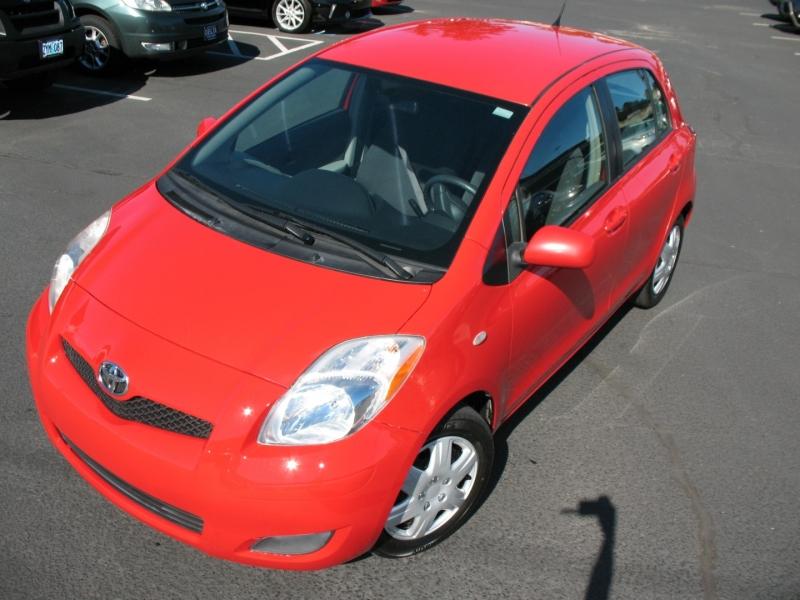 Toyota Yaris 2010 price $7,495