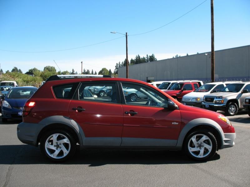 Pontiac Vibe 2003 price $5,995