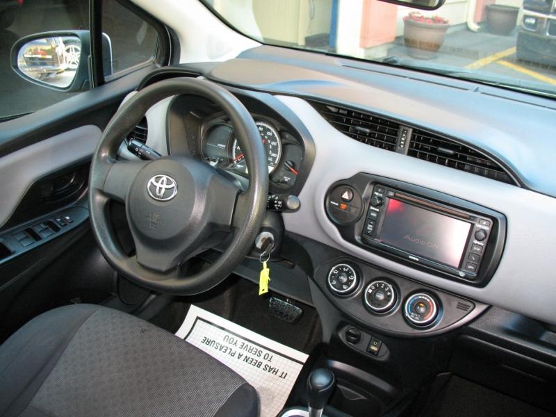 Toyota Yaris 2015 price $8,995