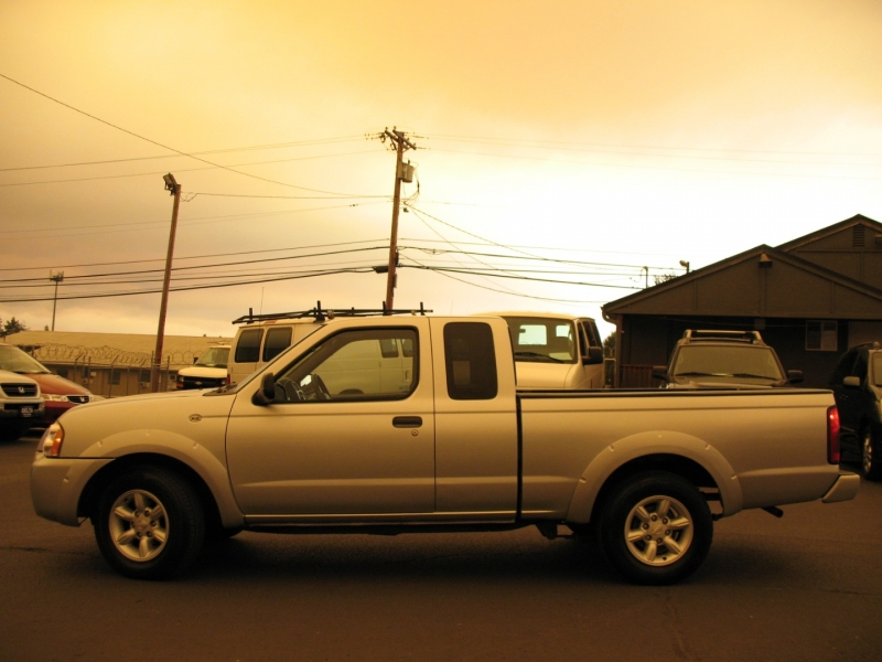 Nissan Frontier 2WD 2001 price $6,995