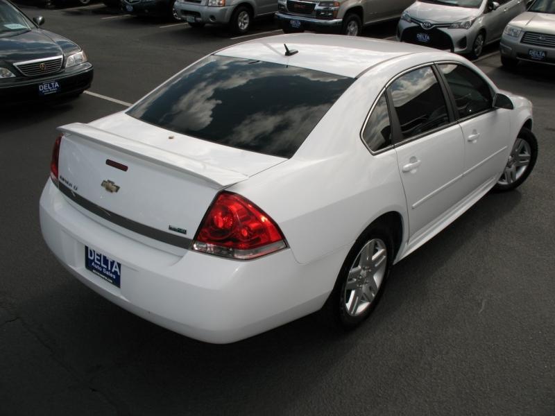 Chevrolet Impala 2010 price $6,995