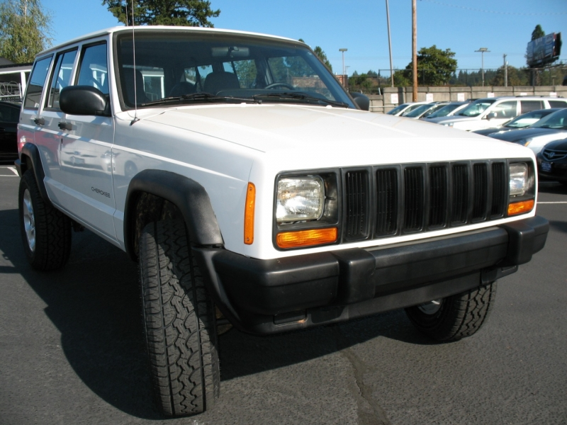 Jeep Cherokee 1997 price $16,995