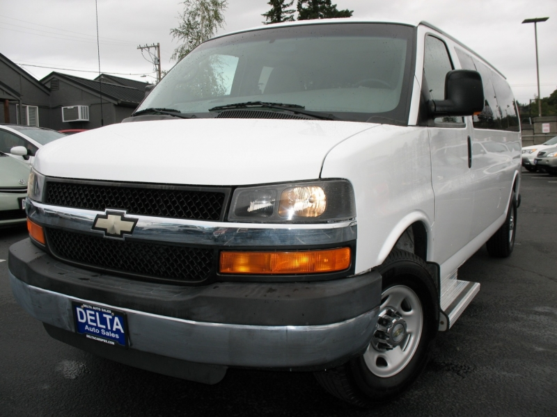 Chevrolet Express Passenger 2010 price $11,995