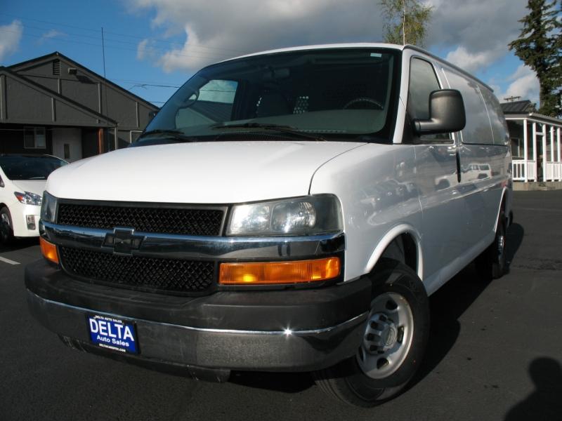 Chevrolet Express Cargo Van 2007 price $13,995