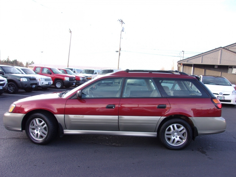 Subaru Outback 2003 price $6,995