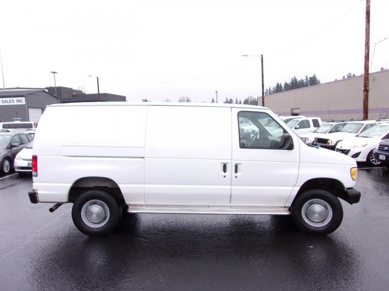 Ford Econoline Cargo Van 1995 price $8,495