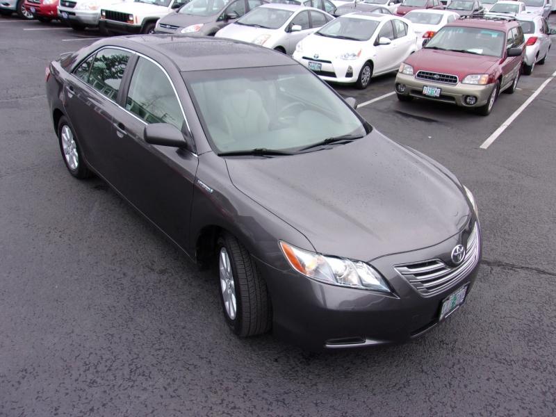 Toyota Camry Hybrid 2008 price $8,495