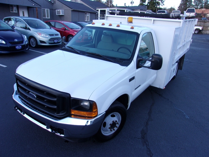 Ford Super Duty F-350 DRW 2001 price $19,995