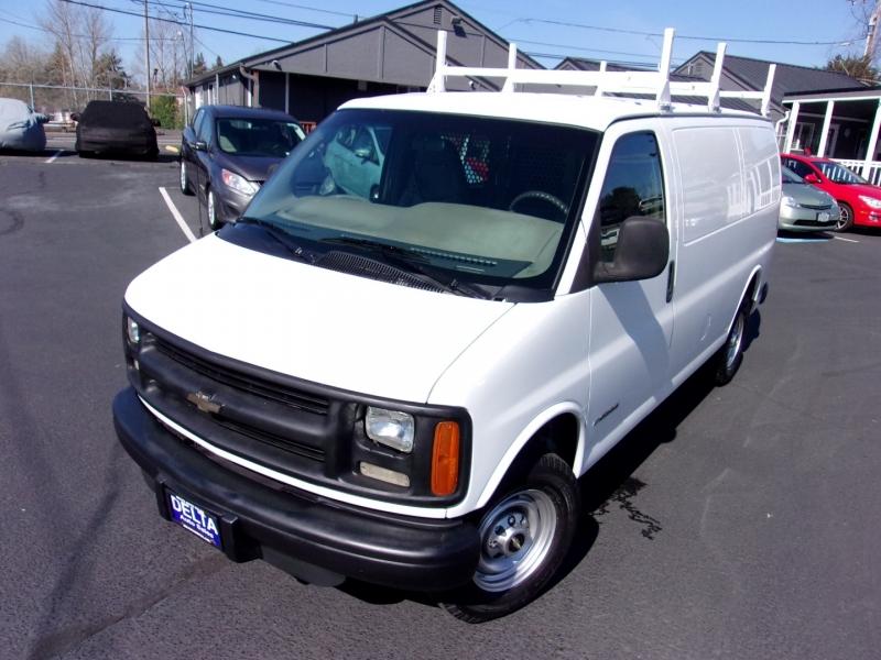 Chevrolet Express Cargo Van 2000 price $10,495