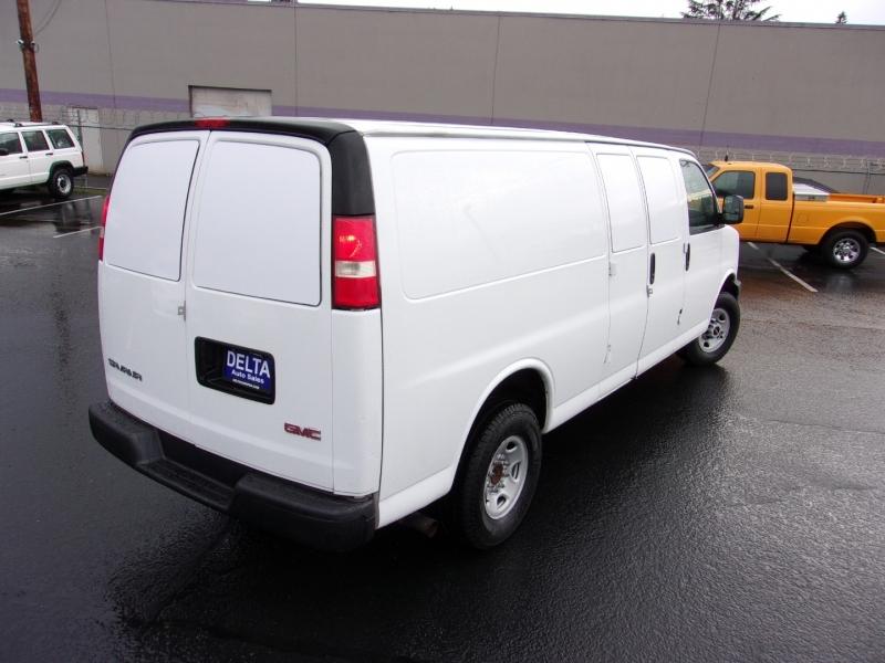 GMC Savana Cargo Van 2008 price $11,995