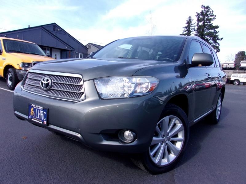 Toyota Highlander Hybrid 2008 price $13,995