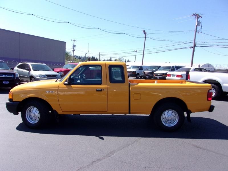 Ford Ranger 2002 price $8,495