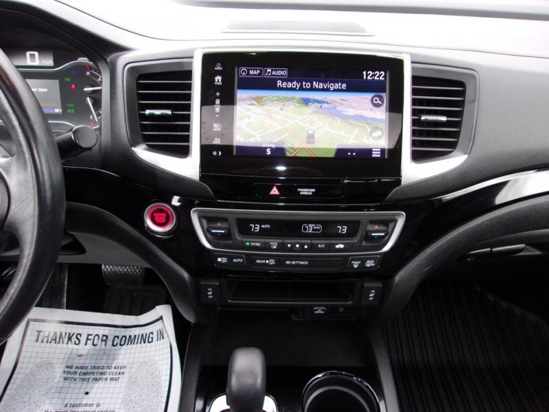 Honda Ridgeline 2017 price $31,995