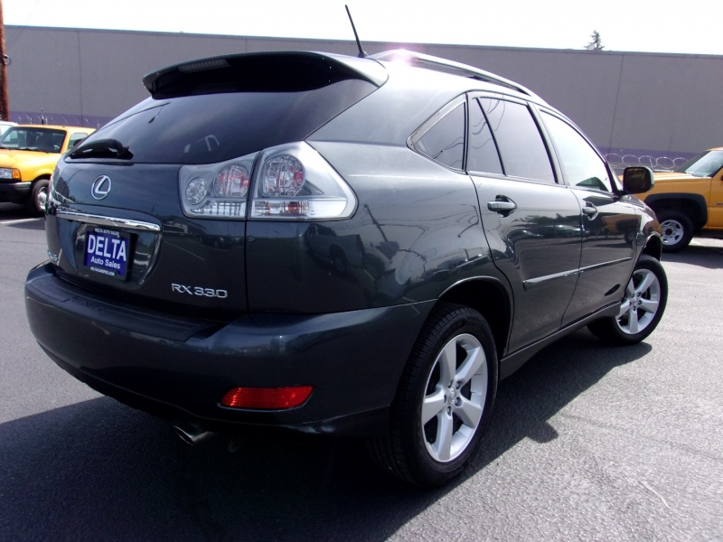 Lexus RX 330 2004 price $11,495