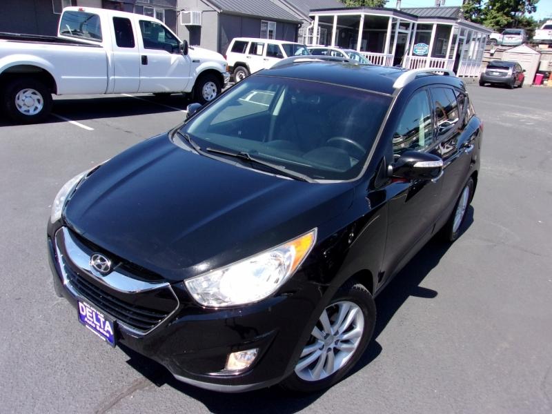 Hyundai Tucson 2012 price $11,995