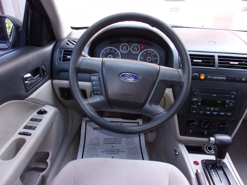Ford Fusion 2006 price $4,995