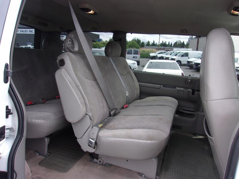 Chevrolet Astro Passenger 2003 price $7,995