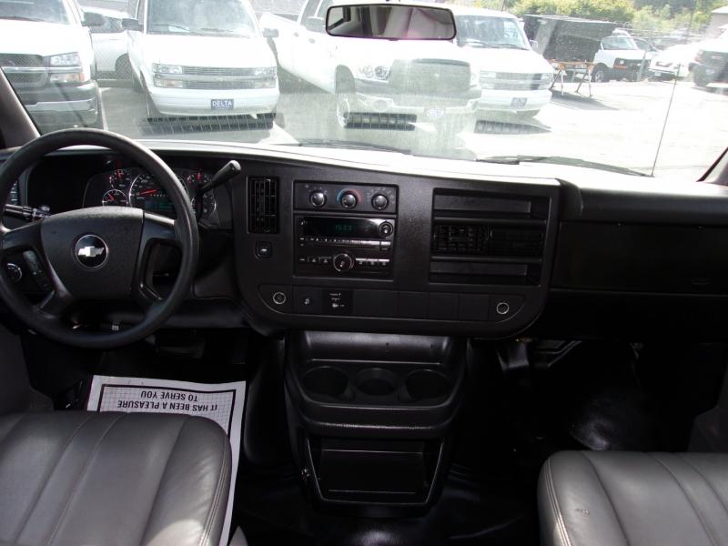 Chevrolet Express Passenger 2009 price $15,995
