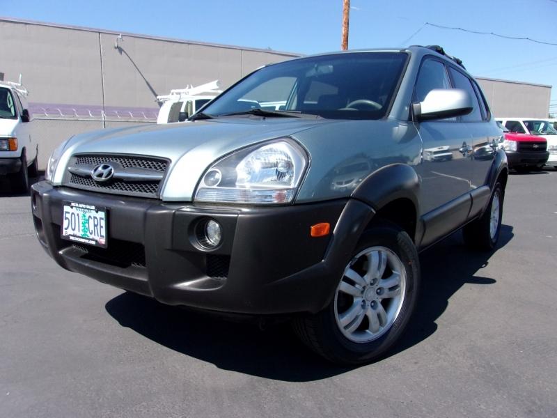 Hyundai Tucson 2006 price $8,995