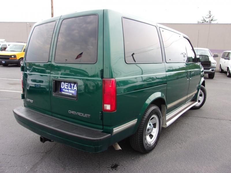 Chevrolet Astro 1998 price $6,995