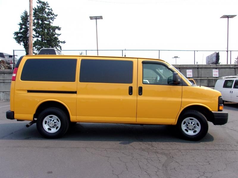 Chevrolet Express Cargo Van 2011 price $17,995