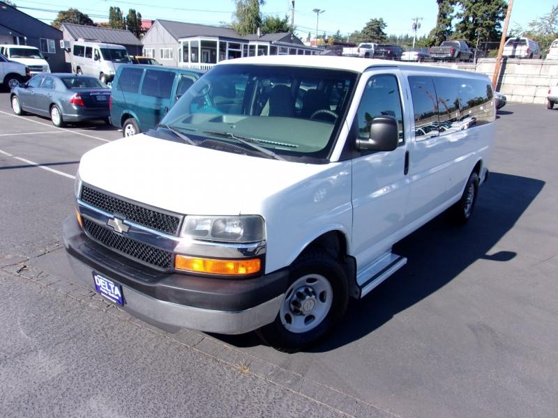 Chevrolet Express Passenger 2008 price $13,995