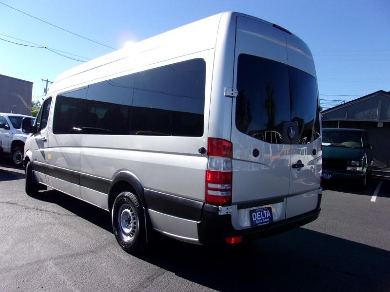 Mercedes-Benz Sprinter Passenger Vans 2012 price $39,995