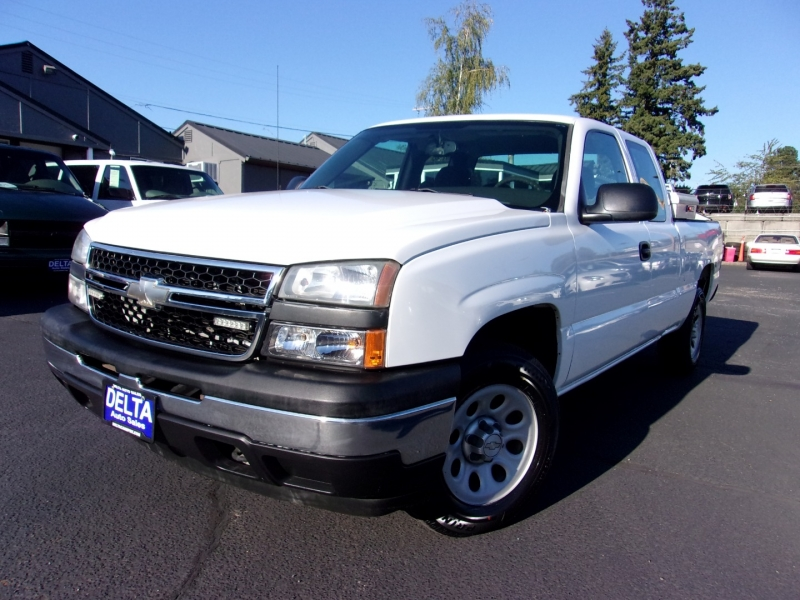 Chevrolet Silverado 1500 2006 price $15,995