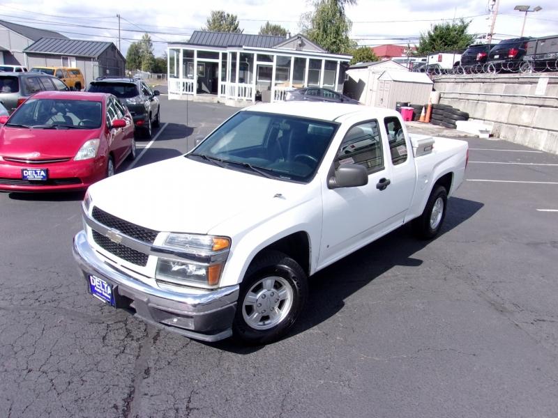 Chevrolet Colorado 2007 price $9,995