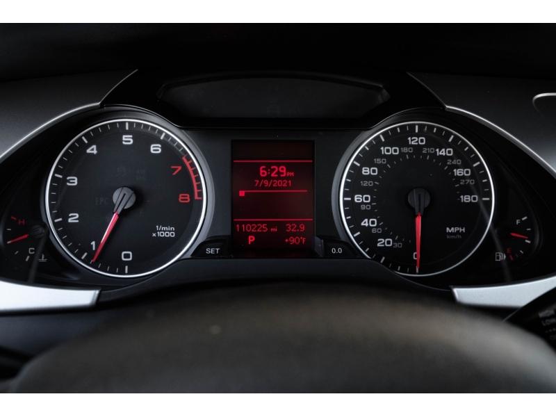 Audi A4 2009 price $7,977