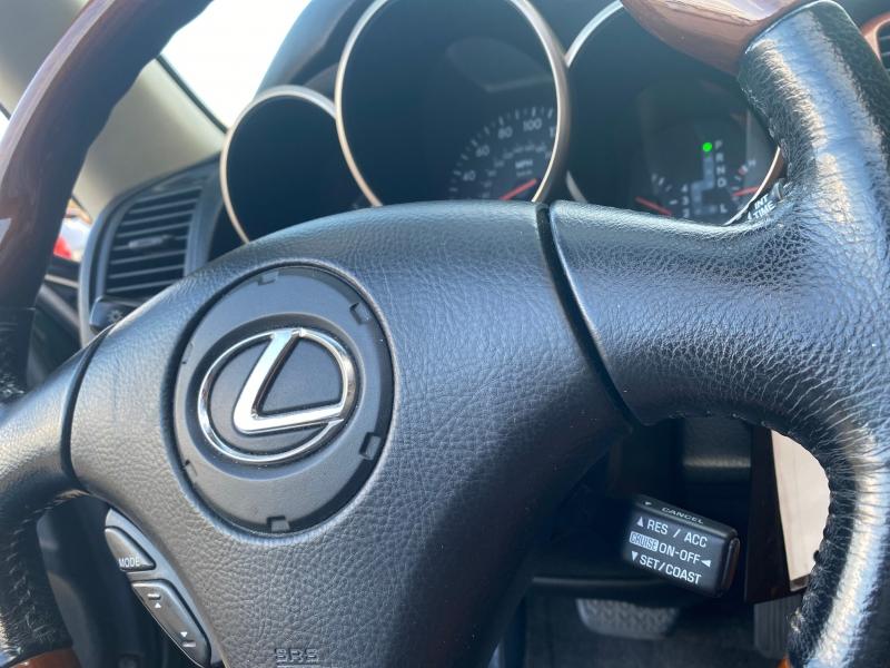 Lexus SC 430 2004 price $10,888
