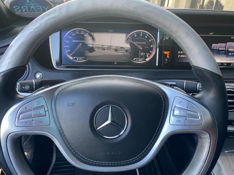 Mercedes-Benz S-Class 2015 price $58,988