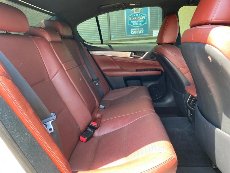 Lexus GS 350 2013 price $16,788