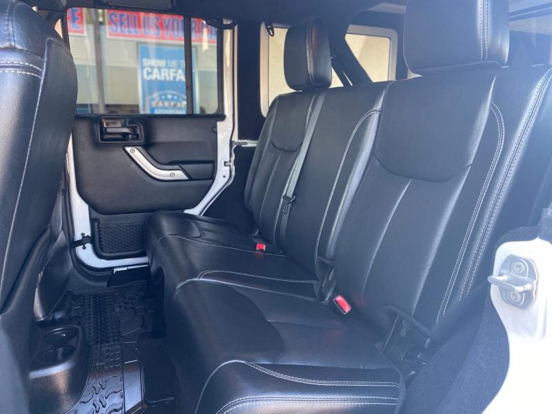Jeep Wrangler JK Unlimited 2018 price $35,488