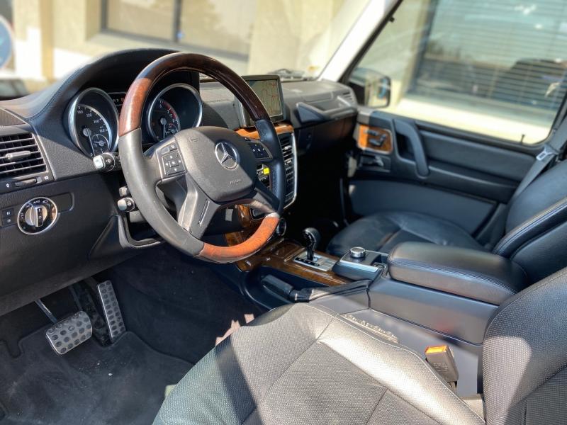 Mercedes-Benz G-Class 2014 price $62,788