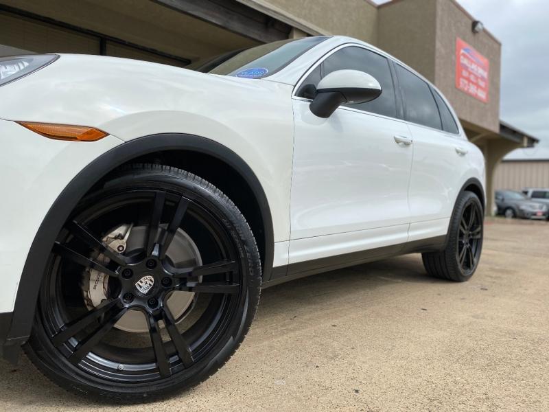 Porsche Cayenne 2012 price $18,988
