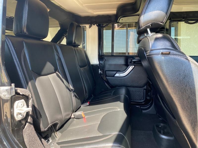 Jeep Wrangler Unlimited 2017 price $29,488