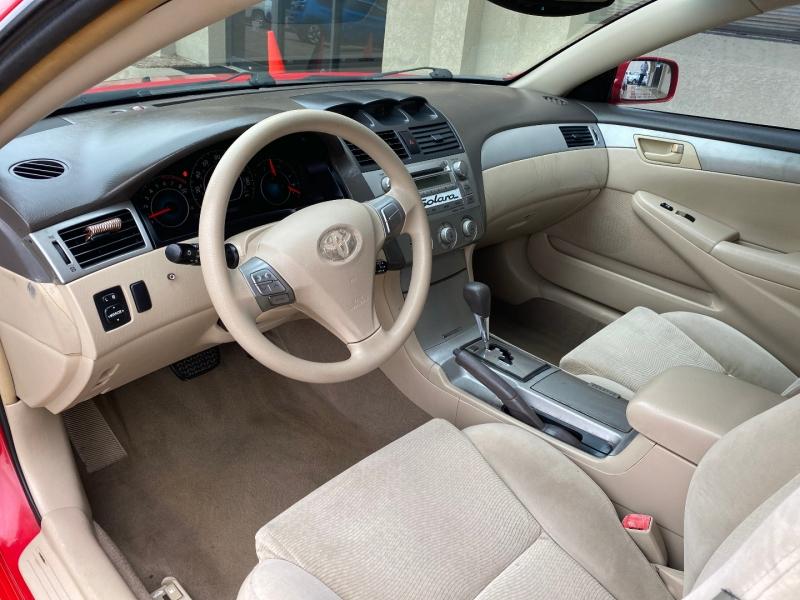 Toyota Camry Solara 2007 price $4,888