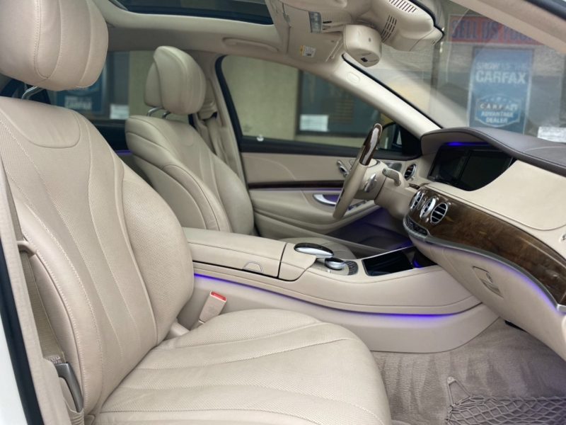 Mercedes-Benz S-Class 2015 price $37,988