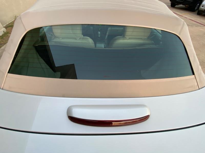 Ford Thunderbird 2005 price $15,588