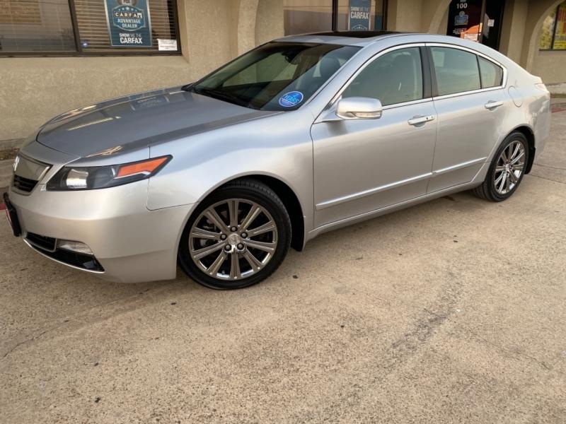 Acura TL 2014 price $10,788