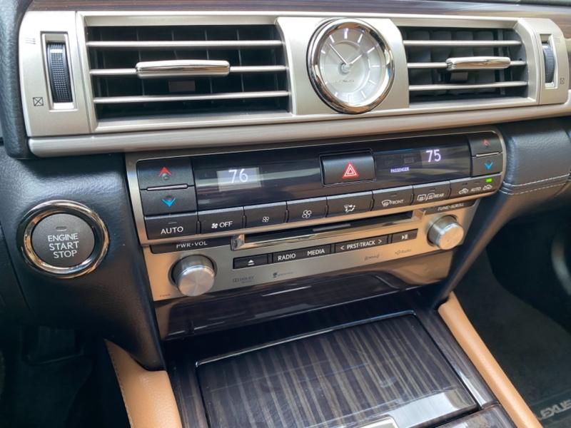 Lexus LS 460 2014 price $23,888