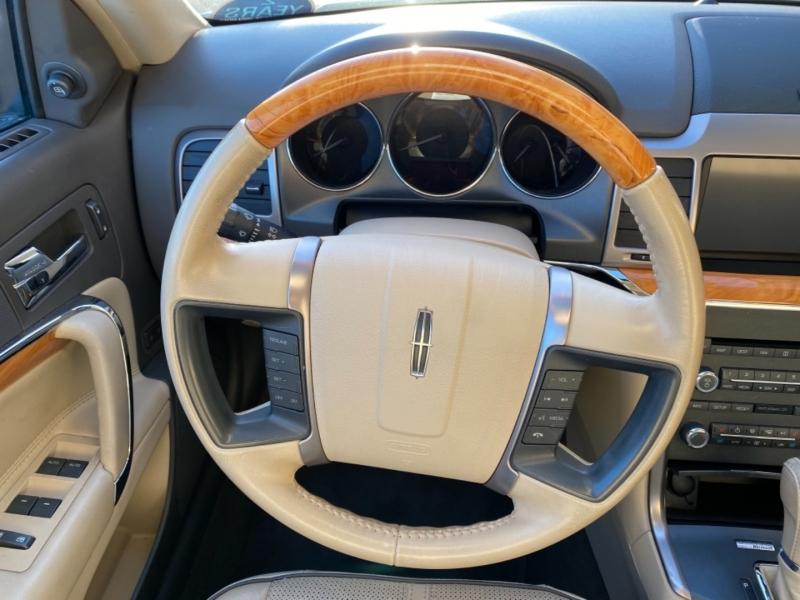 Lincoln MKZ 2012 price $9,788